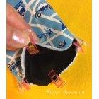 他の写真(画像をクリックすると拡大します)3: タテ型ペンケース レシピ+型紙+【口金1個】のセット